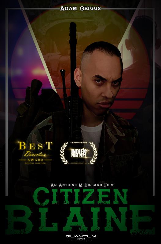 Citizen Blaine