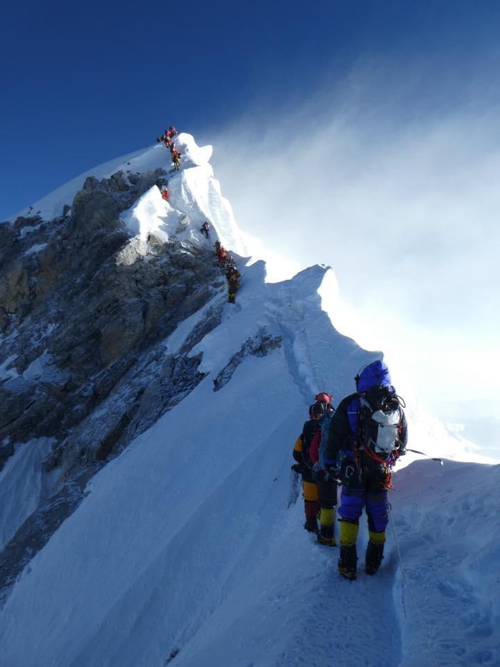 Mount Everest : A Fever Dream