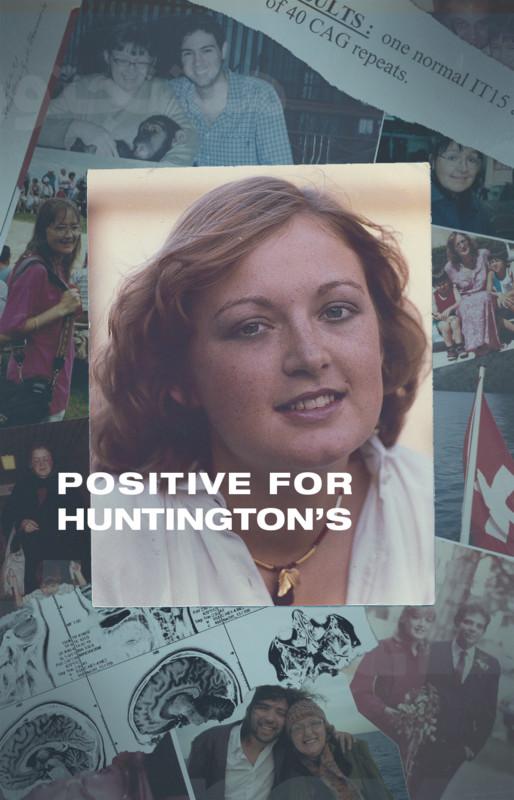 Positive for Huntington's