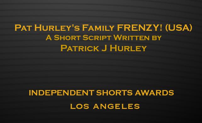 Pat Hurley's Family FRENZY!
