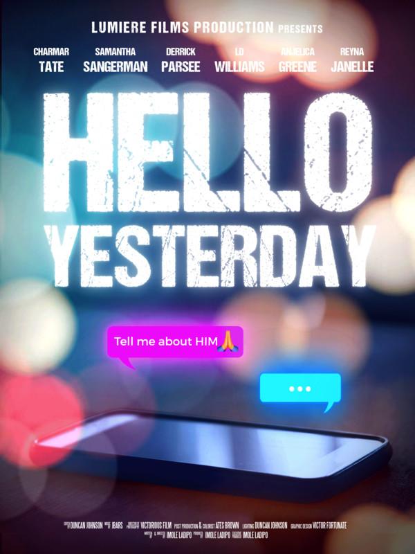 Hello Yesterday