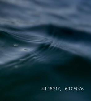 Light on Water | 44.18217, -69.05075 | 8.16.2021