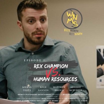 Rex Champion Vs. Human Resources