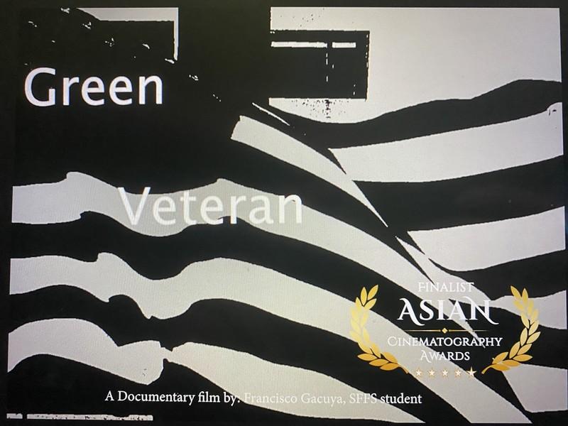 The green veteran