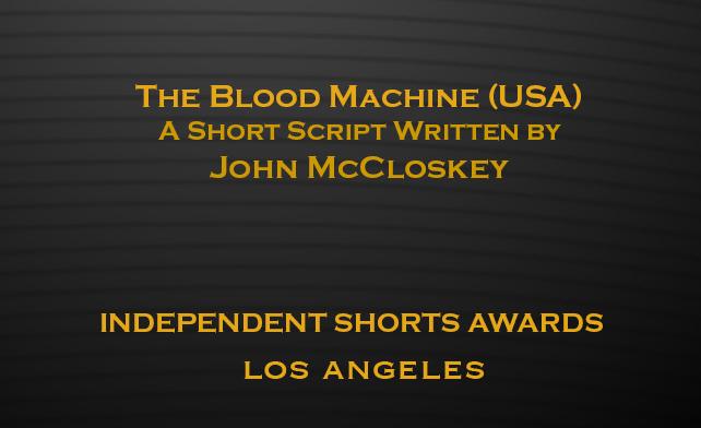 The Blood Machine