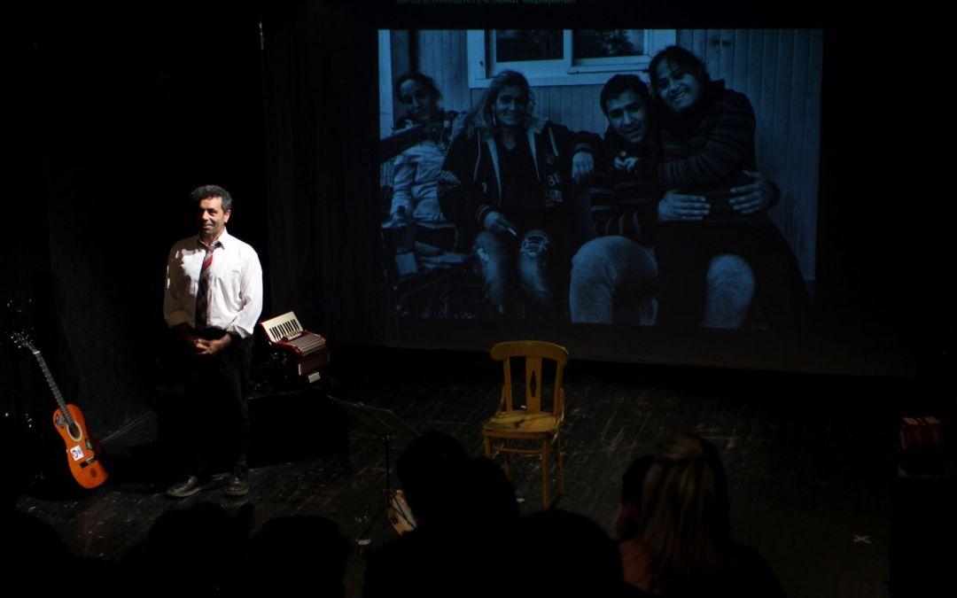 Roma hősök – II. Nemzetközi Roma Storytelling Fesztivál