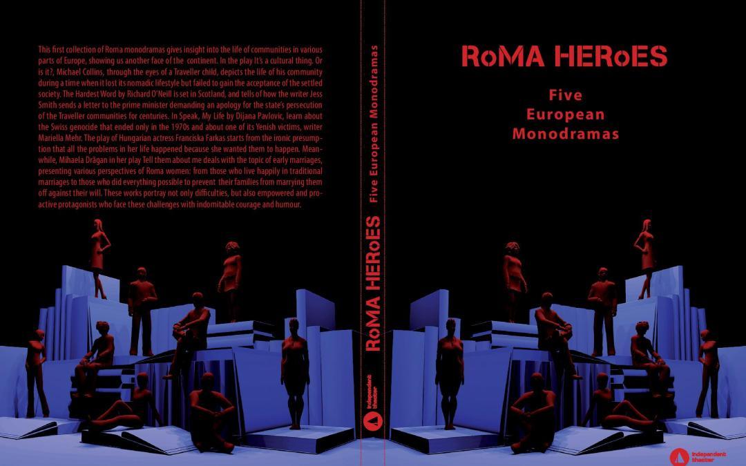 Már az Amazonon is elérhető a világ első roma drámakötete!