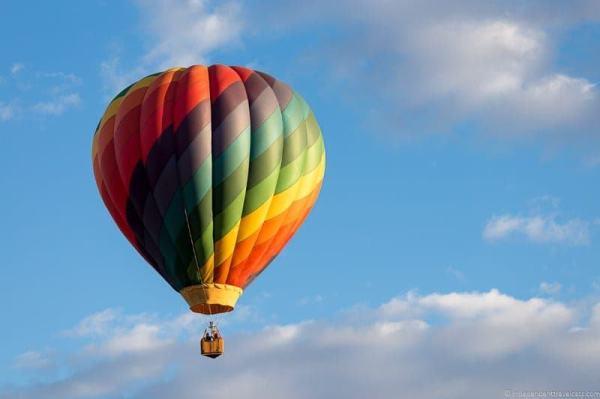hot air balloon # 38