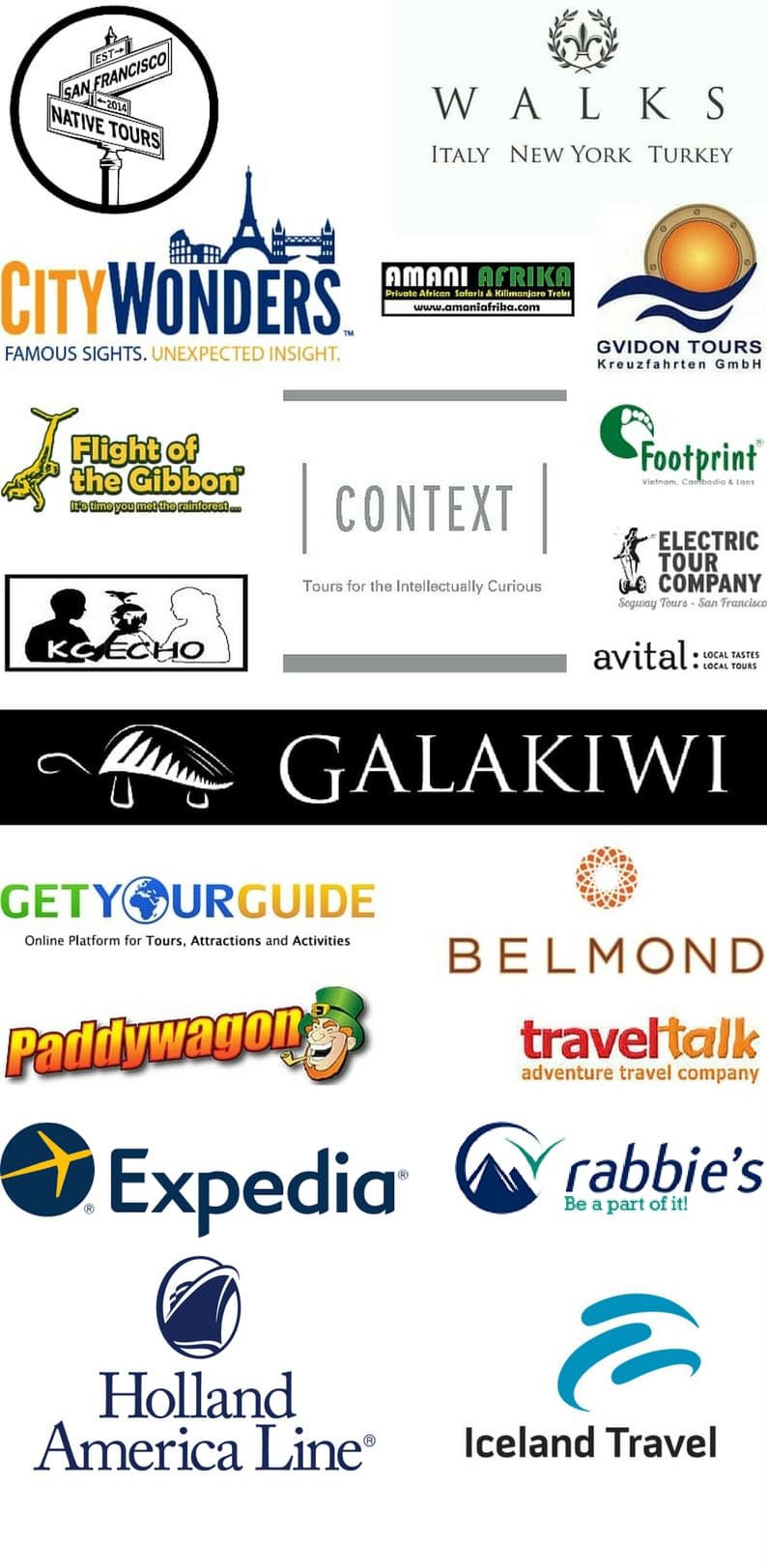 travel partners Independent Travel Cats travel bloggers partnerships