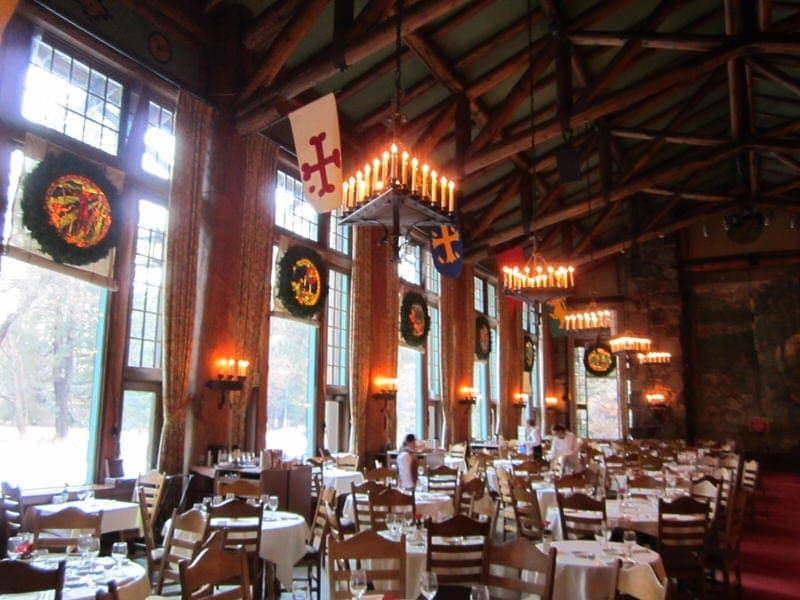 Ahwahnee Hotel Dining Room. Bracebridge Dinner At The Ahwahnee Yosemite  National Park Review Of Hotel