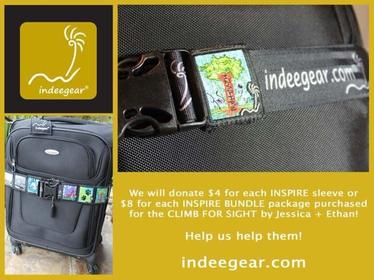 indeegear Banner for Independent Travel Cats