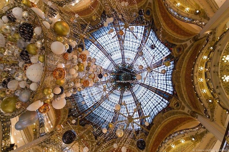 Galeries lafayette Free Fashion Show Paris
