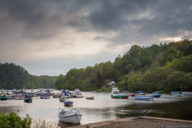 marina boats things to do in Loch Lomond & the Trossachs National Park