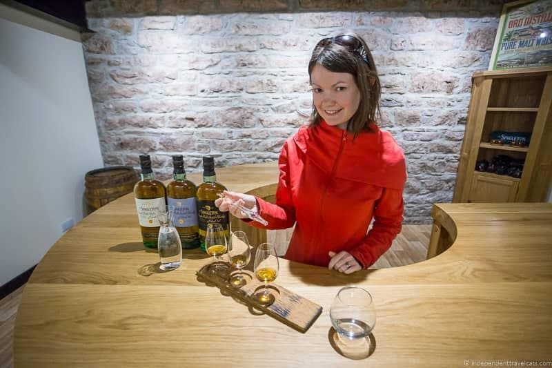 Glen Ord Distillery whisky North Coast 500 guide