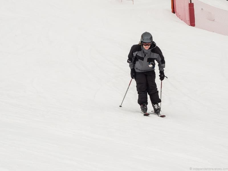 skiing Iceland in winter activities day trips tours