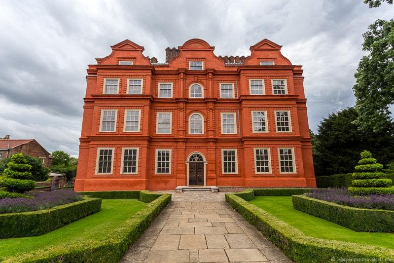 Kew Palace Visiting the UNESCO World Heritage Sites in London