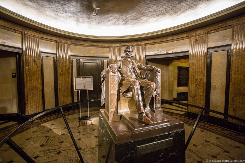 Abraham Lincoln Illinois 2 week Route 66 itinerary detailed guide