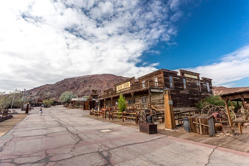 Calico ghost town California 2 week Route 66 itinerary detailed guide