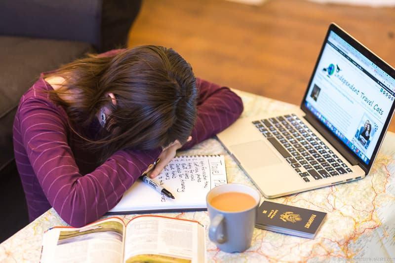 travel stress travel anxiety travel psychology