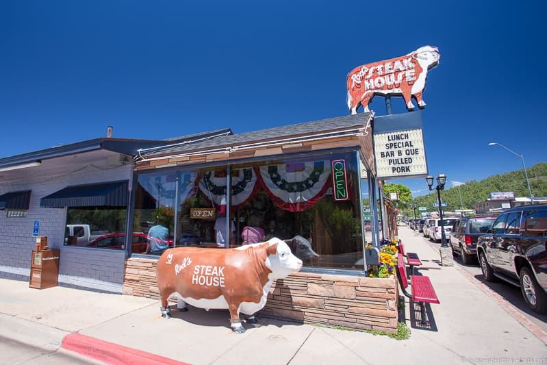 Rod's Williams AZ 2 week Route 66 itinerary detailed guide