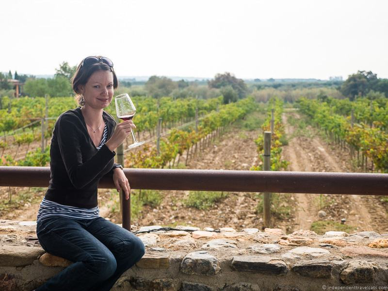 DO Empordà wine things to do in Palamós Spain Catalonia Costa Brava