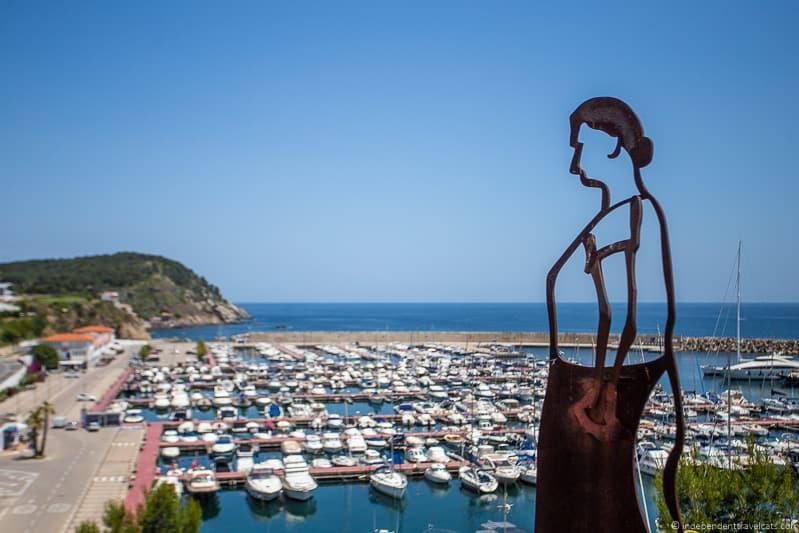 port things to do in Palamós Spain Catalonia Costa Brava