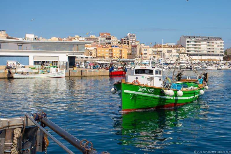 fishing boat things to do in Palamós Spain Catalonia Costa Brava