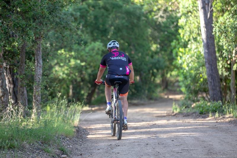cycling things to do in Palamós Spain Catalonia Costa Brava