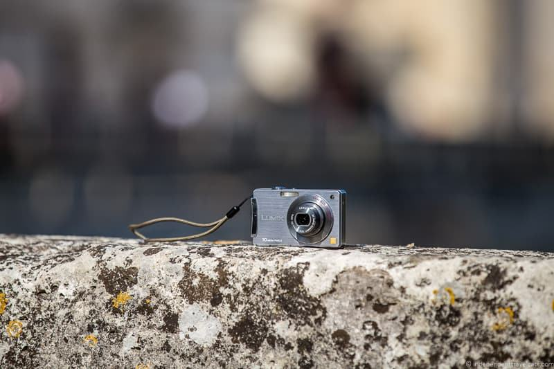 best Compact Camera for Travel review point-and-shoot cameras travel photography
