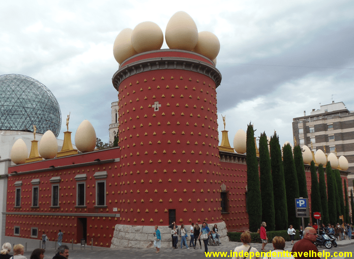 Dali Museum, museum, culture, art, Salvador Dali, building