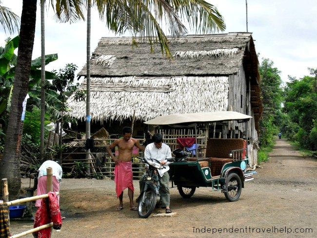 ecotourism village, sustainable travel, responsible travel, cheungkok, cambodia, asia, kampong cham, amica