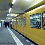 Train in Berlin