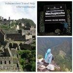 Machu Picchu Collage