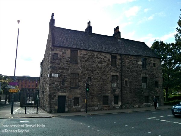 Oldest House in Glasgow