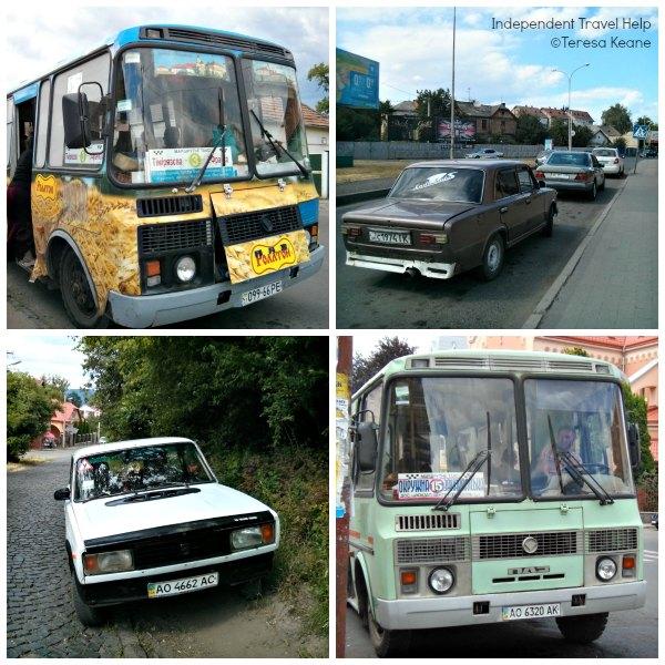 Transportation Uzhgorod