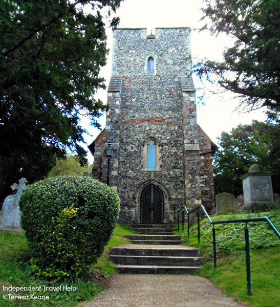 The oldest church in England