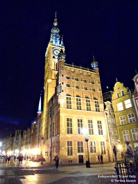 Gdansk City Hall