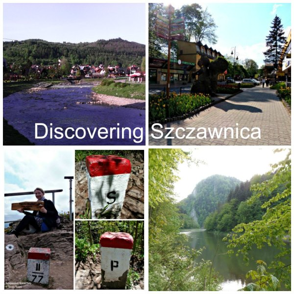 Discovering Szczawnica pin