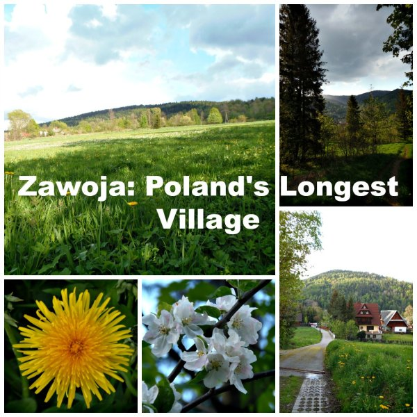 Zawoja Poland's Longest Village