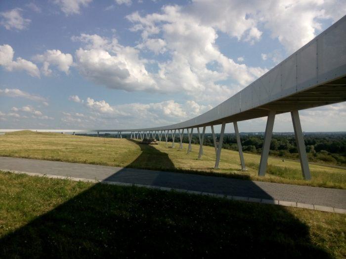Skywalk Energieberg