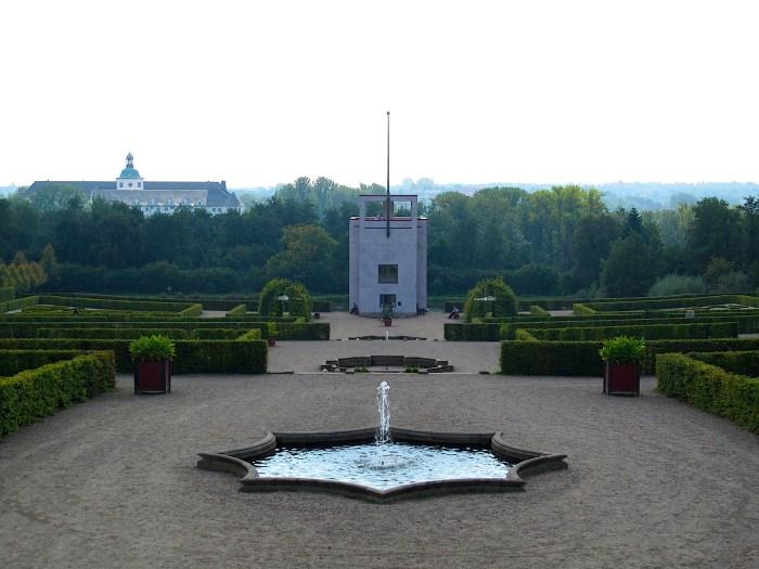 Barockgarten Schloss Gottorf