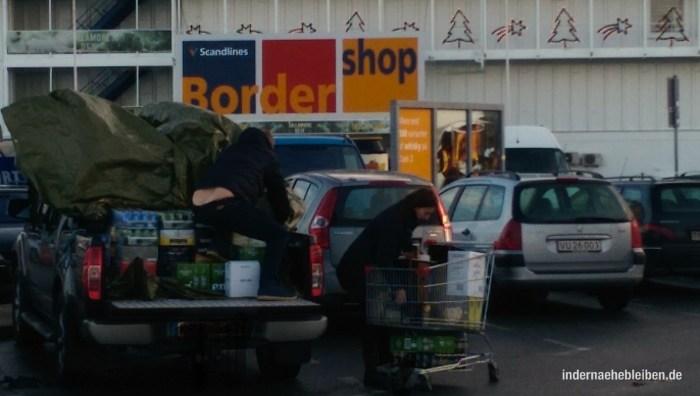 Bordershop Skandinavienkai Puttgarden