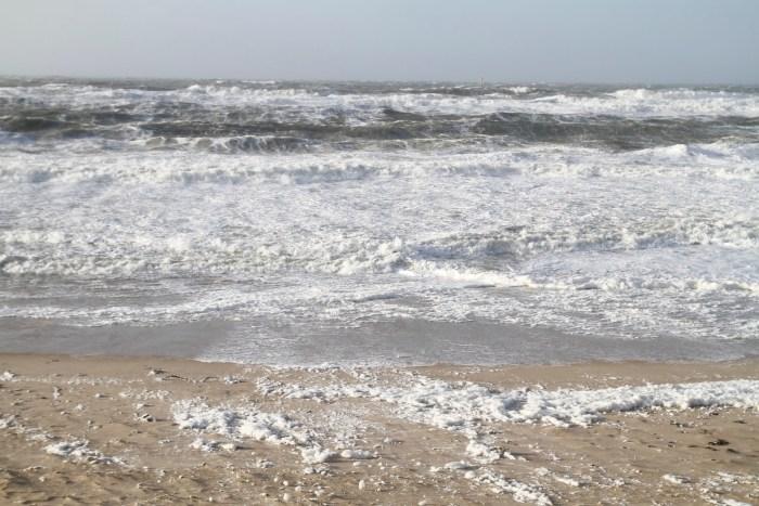 Meeresschaum Westerland