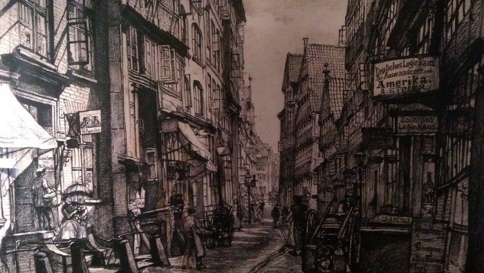Die Straßen von Hamburg: Der stadtgeschichtliche Rundgang