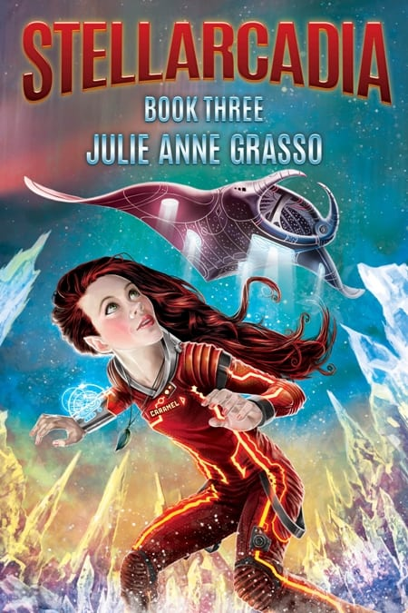 Stellarcadia by Julie Anne Grasso