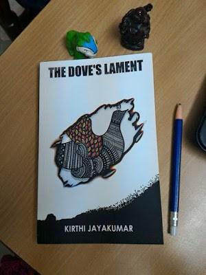 Book - The Dove's Lament