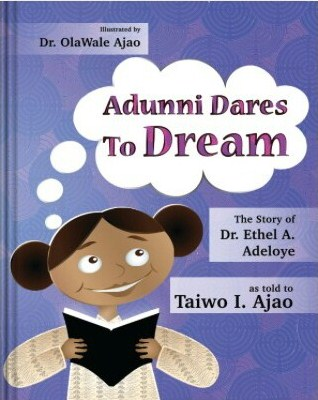 Adunni Dares to Dream cover