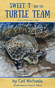 Sweet T and the Turtle Team Cover