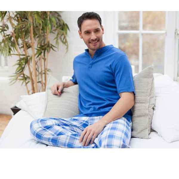 CyberJammies 6112/6108 Herre Pyjamas T-shirt og Buks