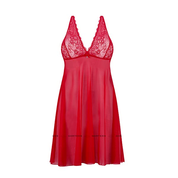 Scarlet chemise